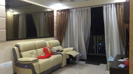 POPULAR victorian condo in Yishun