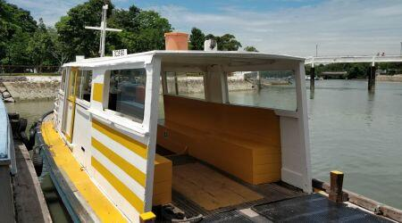 Jetty Boat Rental with Boat Captain