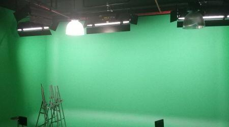 Green Screen Film Studio @ Kallang