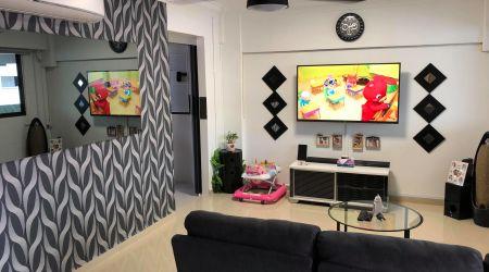 Unique HDB Apartment @ Yishun