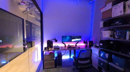 Video & Music Editing Studio