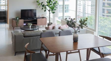 Designer Penthouse - 4BR | 1502