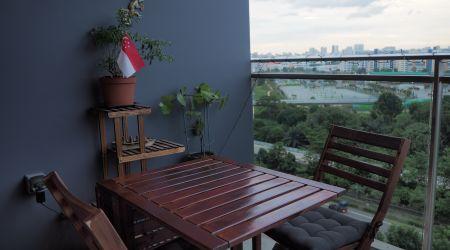 West Singapore condo