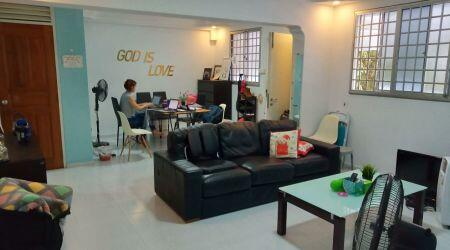 Classic HDB Look & Feel @ Tampines