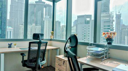 Exclusive Office Space To be Rent
