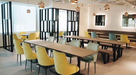 WSPACE Mid Valley - W Cafe