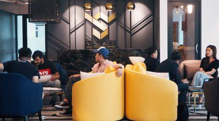 WSPACE Mid Valley - Lounge Area