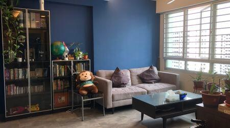 Contemporary HDB Home