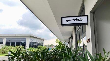 Galleria.B @ Rooftop Space