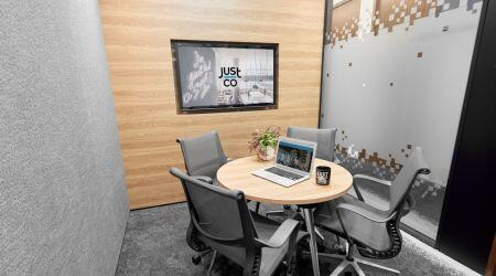 JustCo_MeetingRoom (Asia Square)