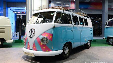 Hippie VW Kombi