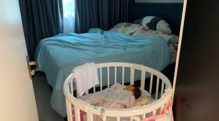 Newly BTO House with kids